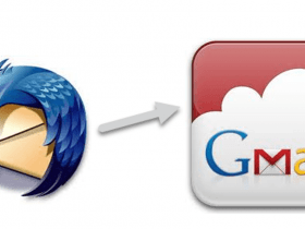 Import Emails from Thunderbird into Gmail